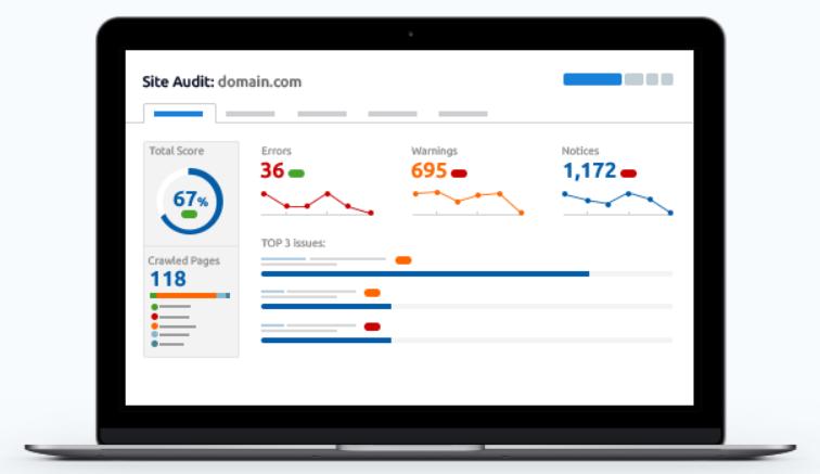 SEMrush ferramenta marketing digital