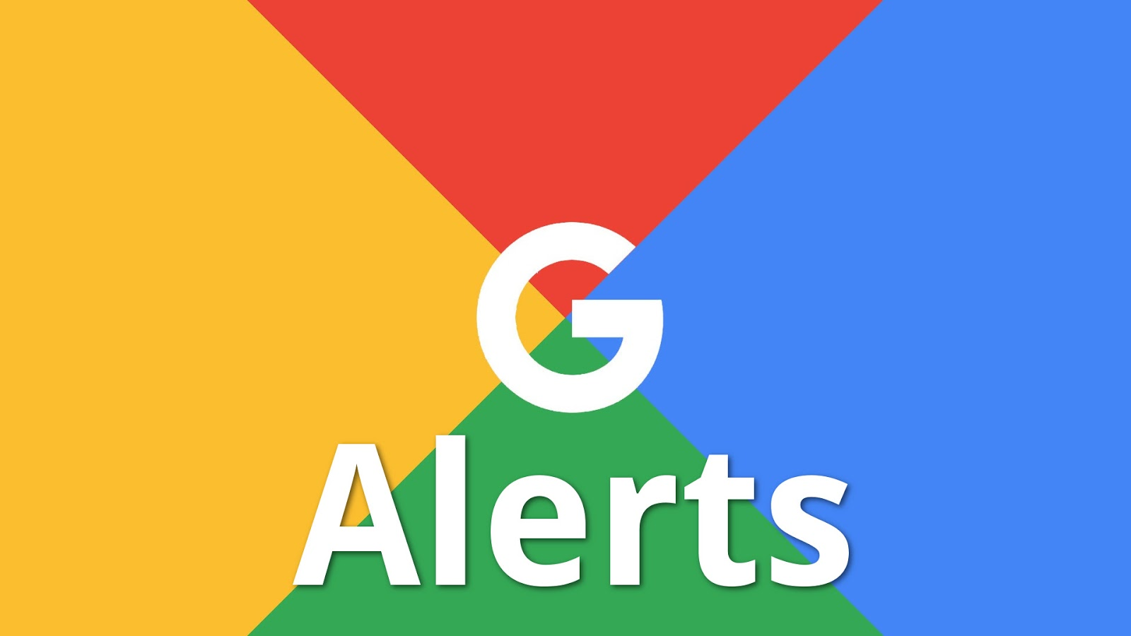 google alerts ferramenta marketing digital