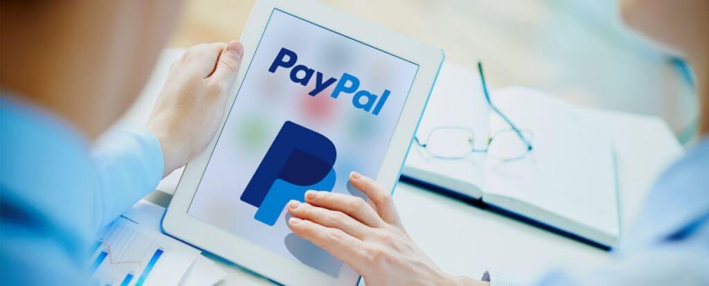 Uma Conta Paypal é um sistema electrónico de transacção de dinheiro